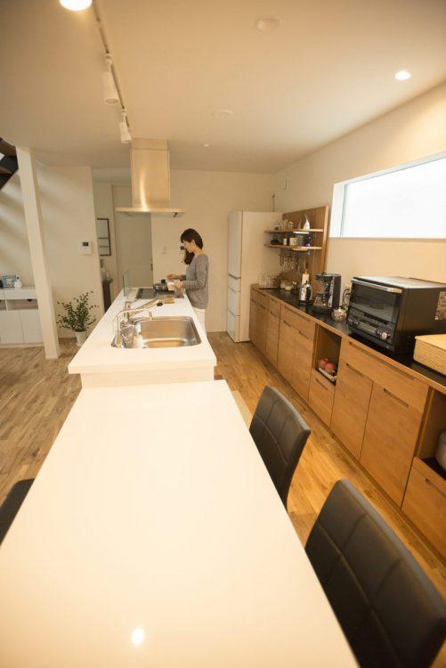 埼玉県 N邸(TN1148)キッチン